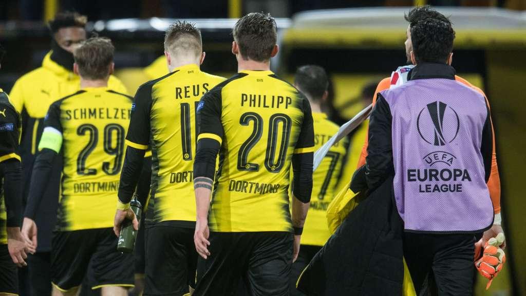 Fc Salzburg Borussia Dortmund So Könnte Die Aufstellung Des Bvb