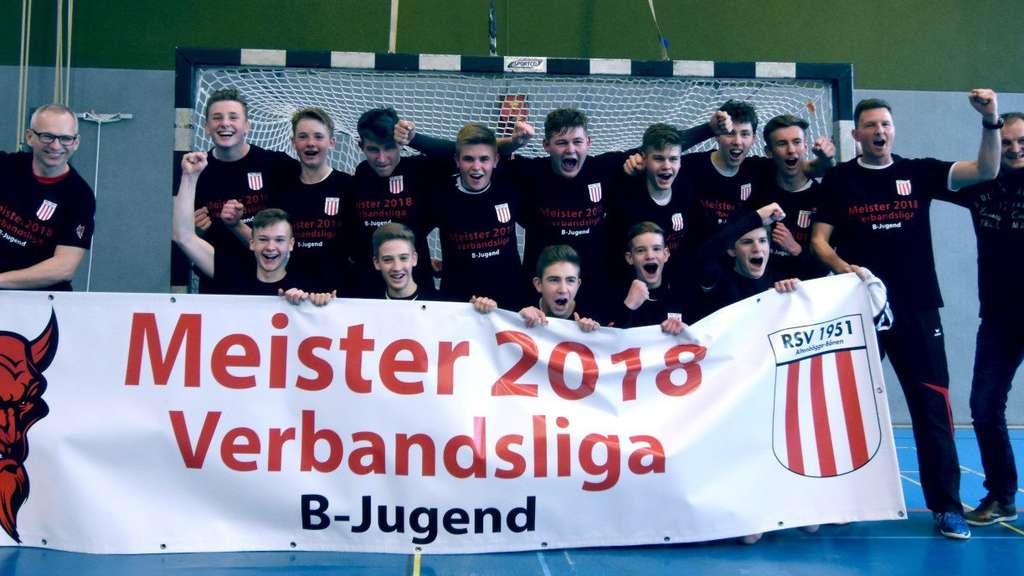 Meister 2018 Verbandsliga