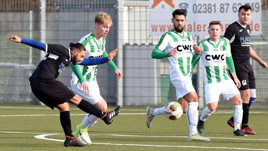 Ibrahim Kabakoglu traf zwei Mal für die Eintracht.