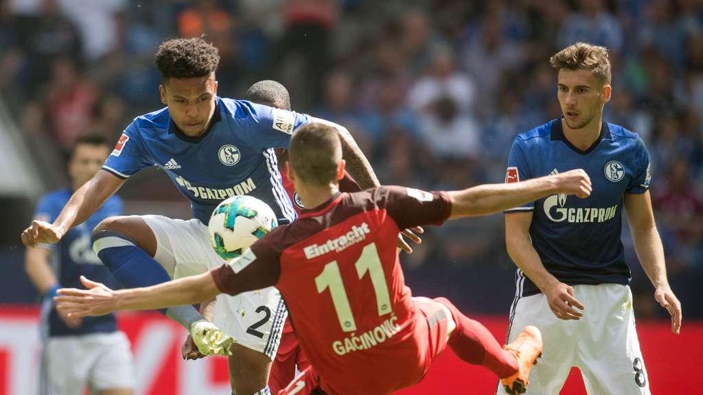 Schalke frankfurt live