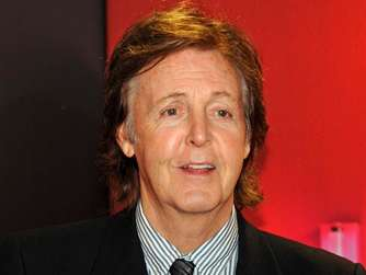 Paul McCartney kündigt neues Album an