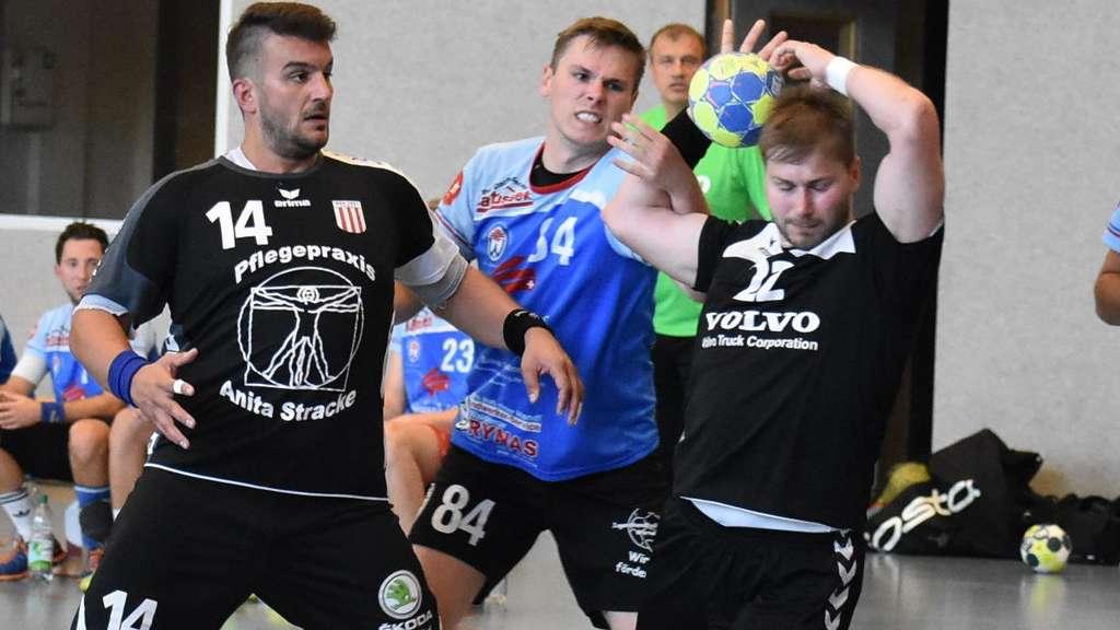 Am Kreis steht den Altenböggern neben Florian Warias (links) nun auch Gregor Stefek zur Verfügung.- Foto: Peter Thiemann