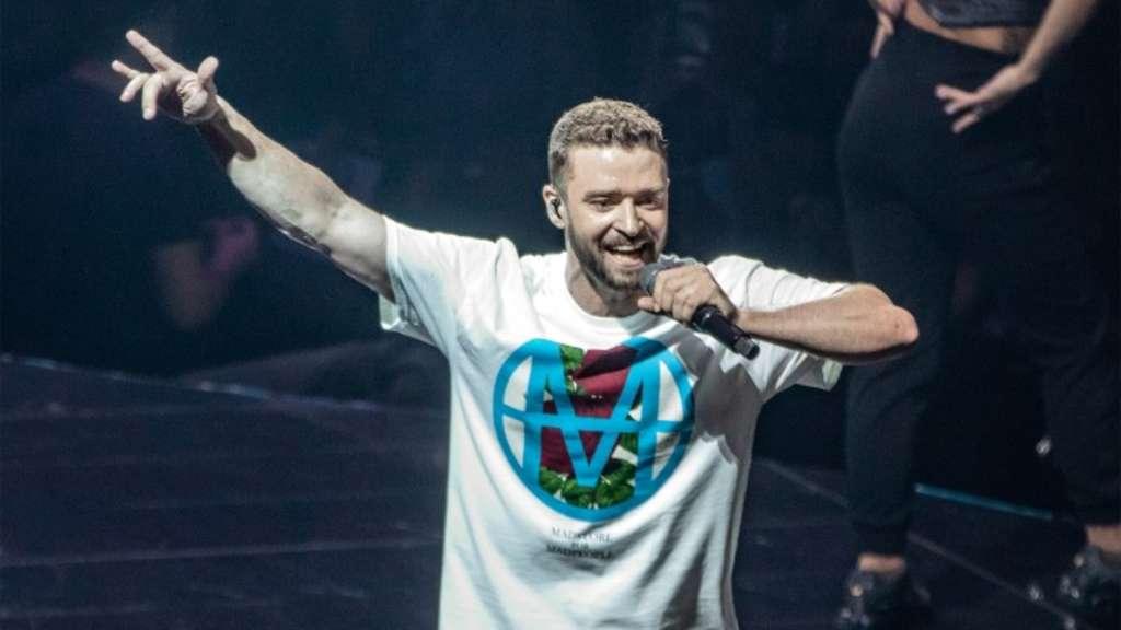 Große Party Mit Justin Timberlake Beim Konzert In Köln Kultur