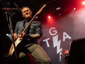 "The Gaslight Anthem feiern ""The &#3959 Sound"" bei Konzerten in Köln"
