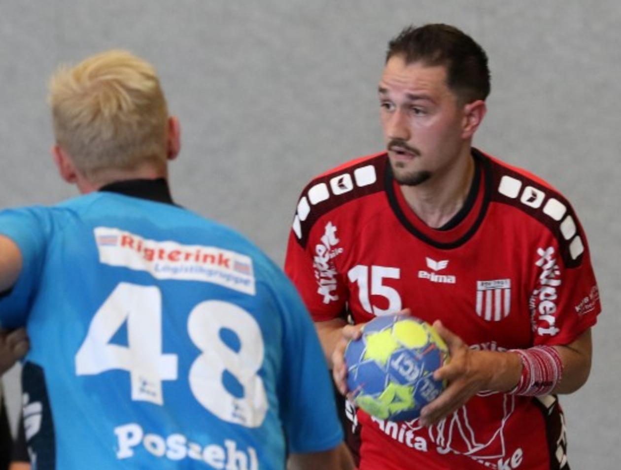 Sören Feldmann zog sich eine Verletzung an der Achillessehne zu. - Foto: Liesegang