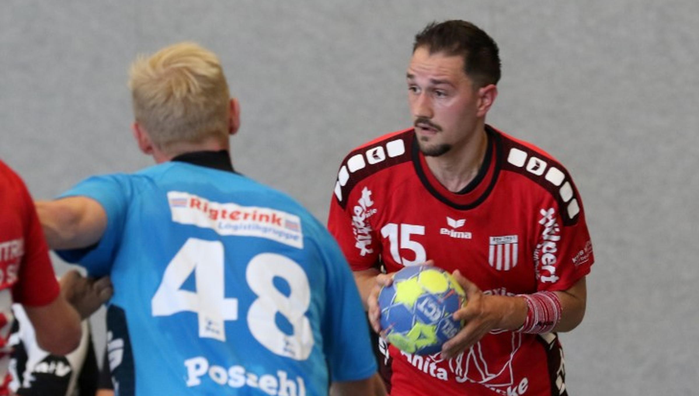 Der frühere ASV-III-Trainer Sören Feldmann ist froh darüber, sich beim RSV Altenbögge nur noch auf seine Spielerrolle konzentrieren zu müssen. Foto: Markus Liesegang