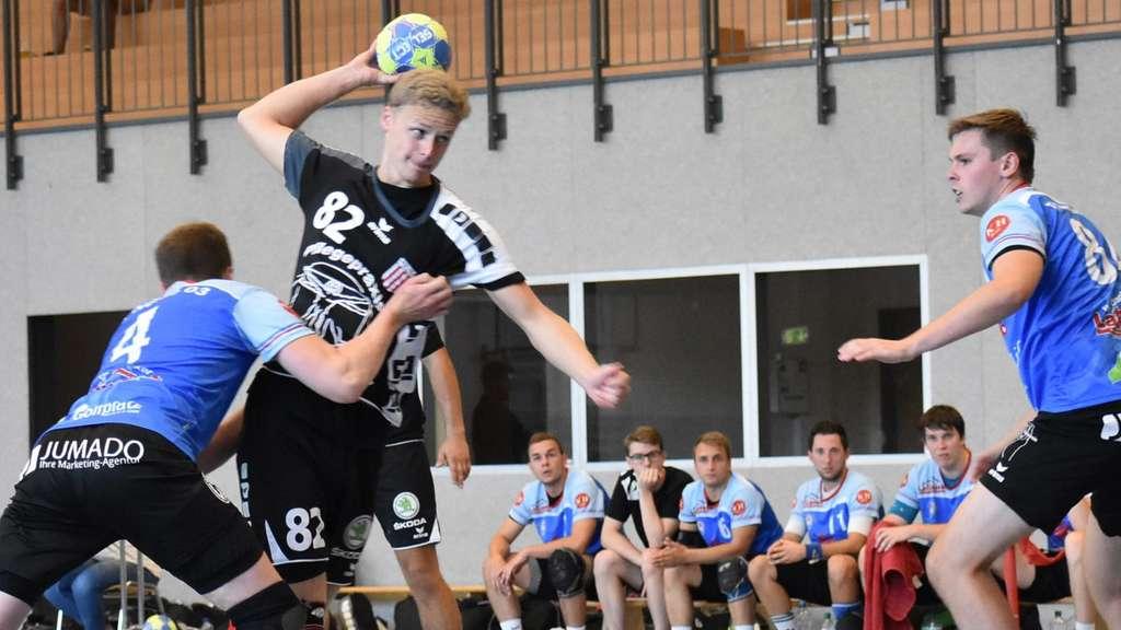 Max Röckenhaus will sich in seinem ersten vollständigen Seniorenjahr beim RSV durchsetzen.- Foto: Thiemann