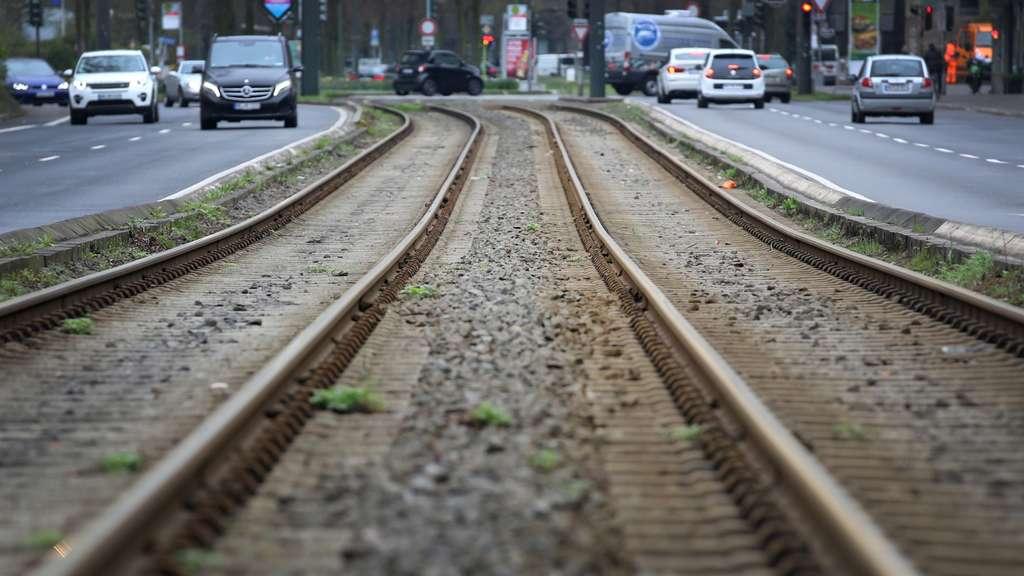 Straßenbahnunfall Düsseldorf