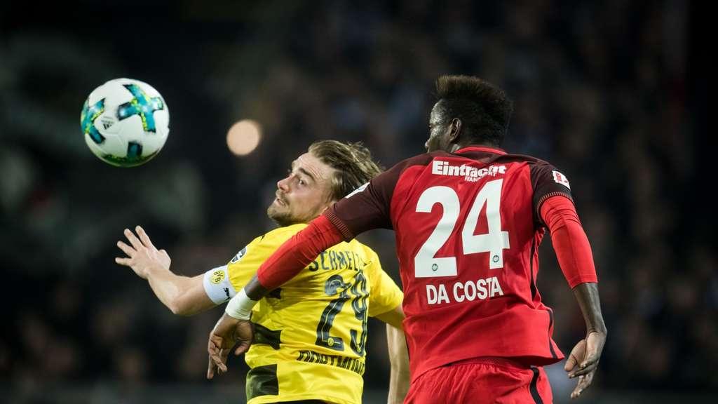 Freitagspiel Borussia Dortmund Eintracht Frankfurt Live Im Tv