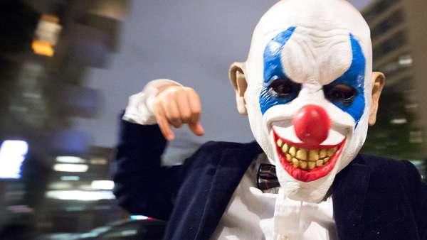 Horror Clowns Themenseite