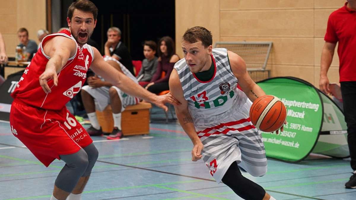 Basketball Regionalliga Liveticker