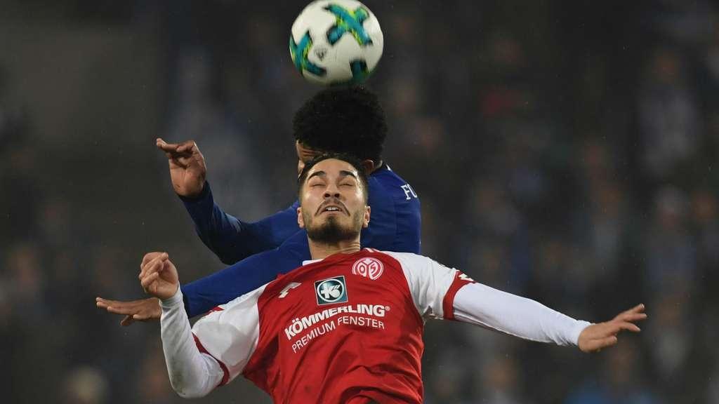 Bundesliga Fc Schalke 04 Fsv Mainz 05 Live Im Tv Live Stream Und