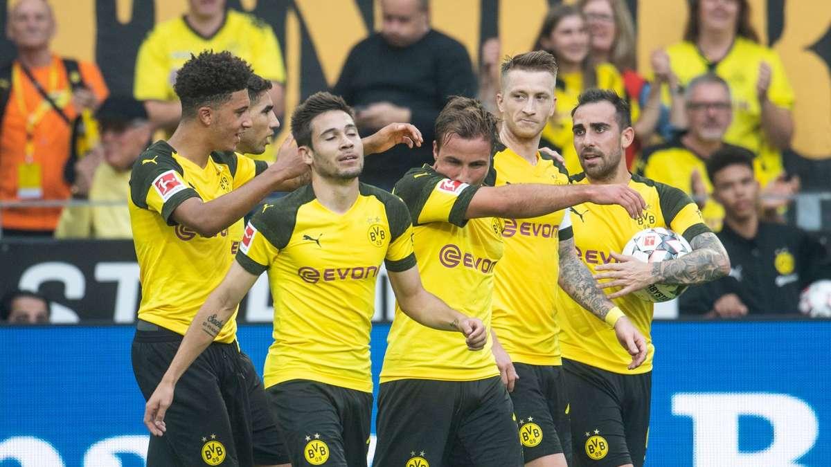 Dortmund Gegen Augsburg