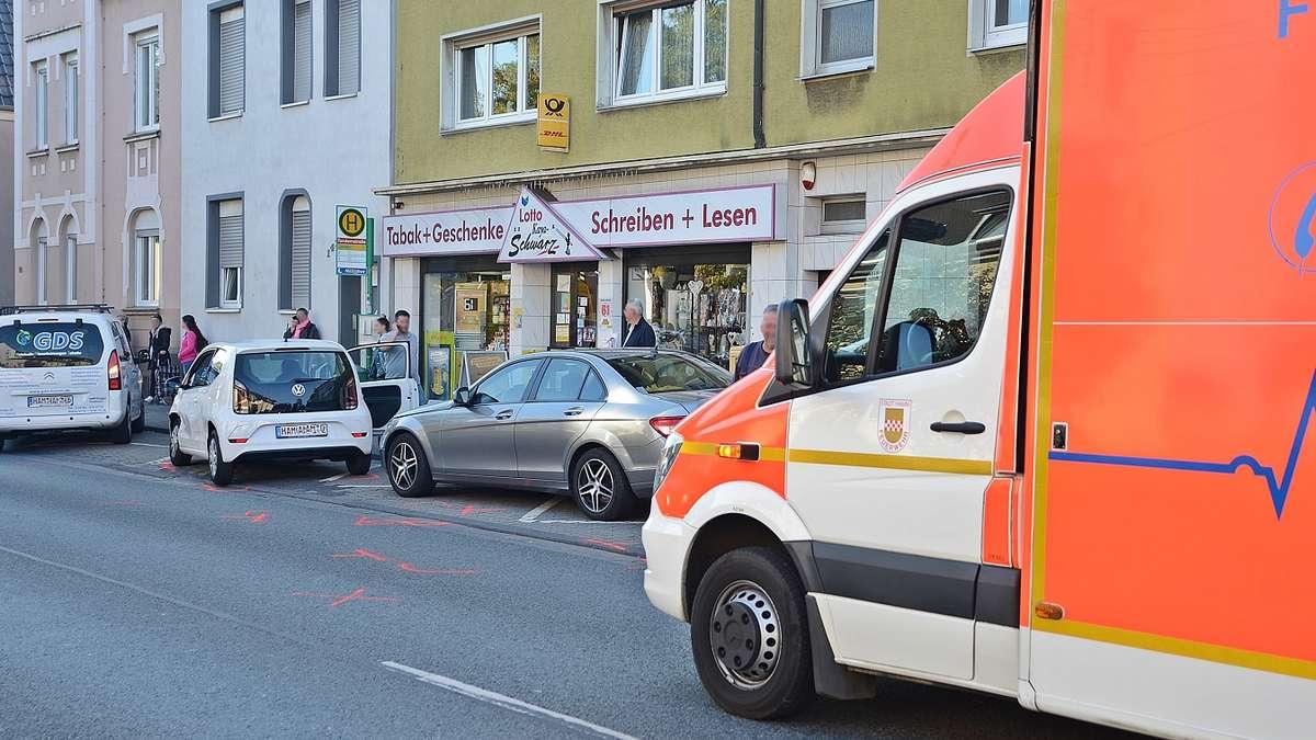 Zwei Verletzte bei Unfall auf Bockumer Weg in Hamm ...
