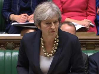 Premierministerin May: Brexit-Deal fast fertig