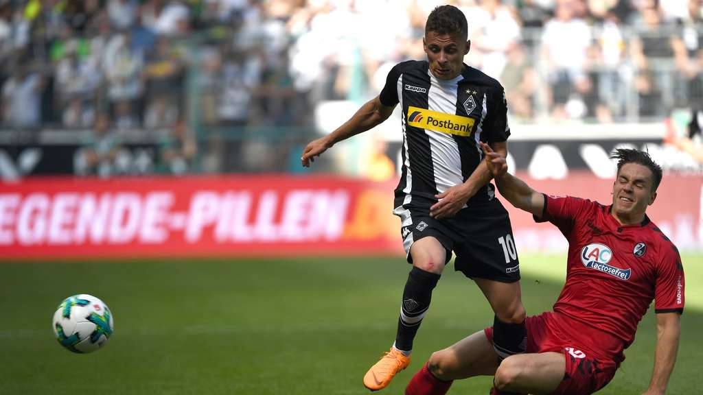 Bundesliga Am Freitag So Sehen Sie Sc Freiburg Borussia