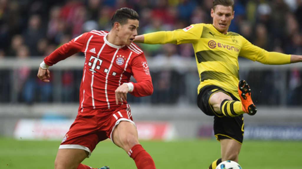 Kung Fu Kahn Heulsusen Und Finals Das Ewige Duell Bayern Gegen Bvb