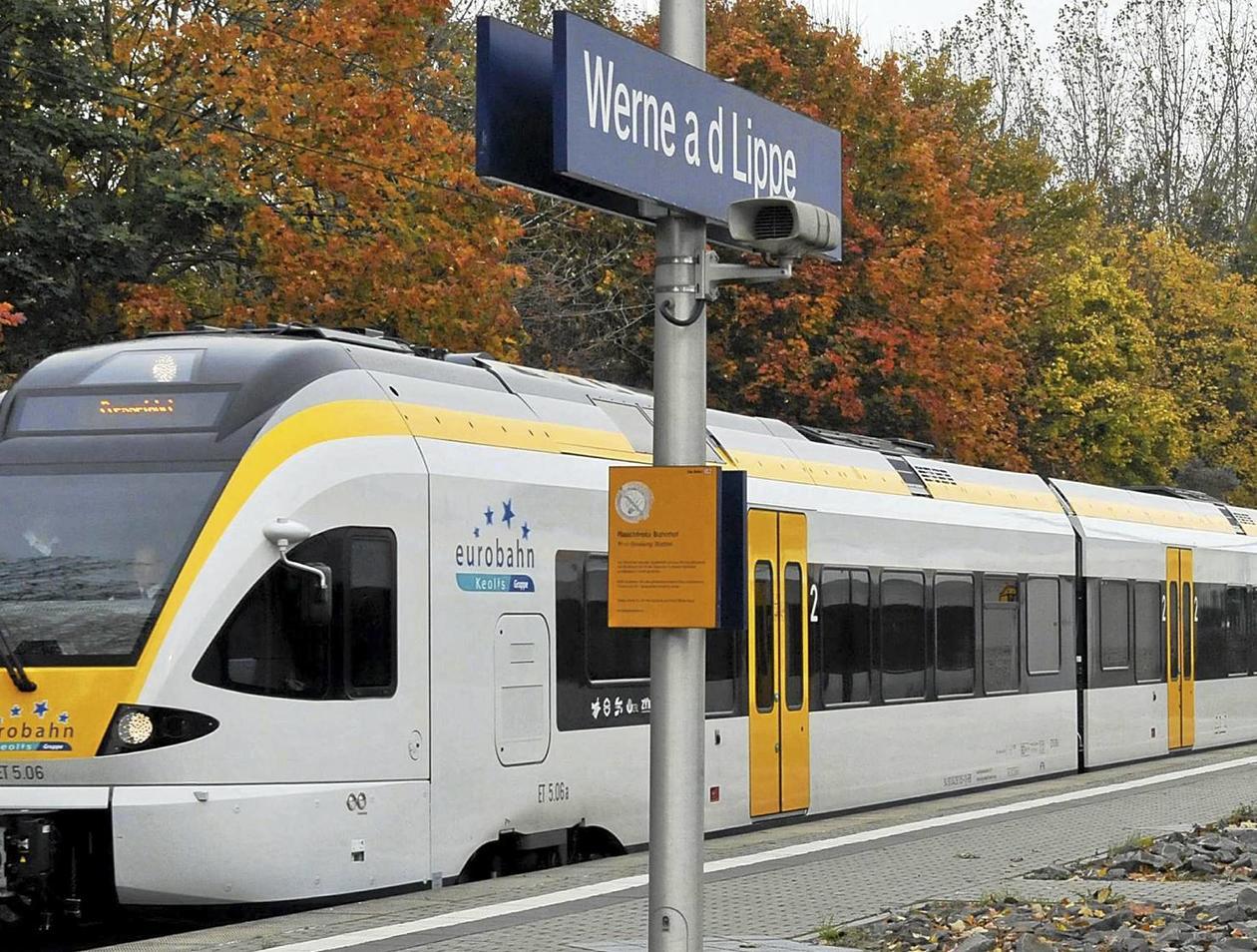 Eurobahn Sagt Fahrplanoptimierung Deutsche Bahn Sperrung