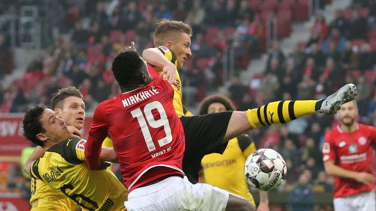 Mainz Gegen Bvb