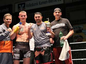 Kamener Fight Night Teil I mit Senol Cetin