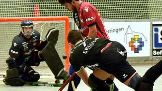 Rollhockey Euroleague: SK Germania Herringen - Forte dei Marmi 1:7