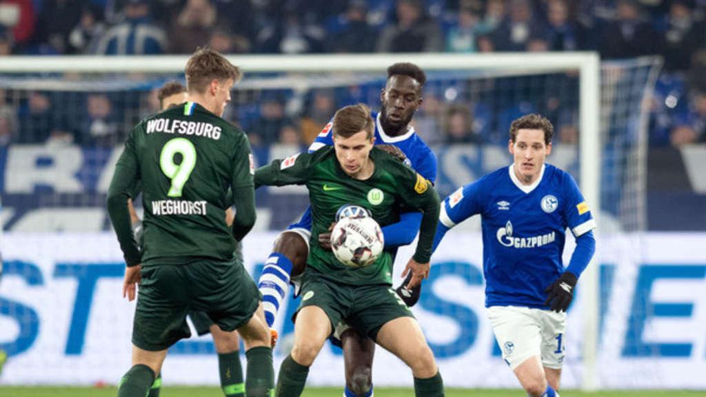 Schalke Wolfsburg 3 2