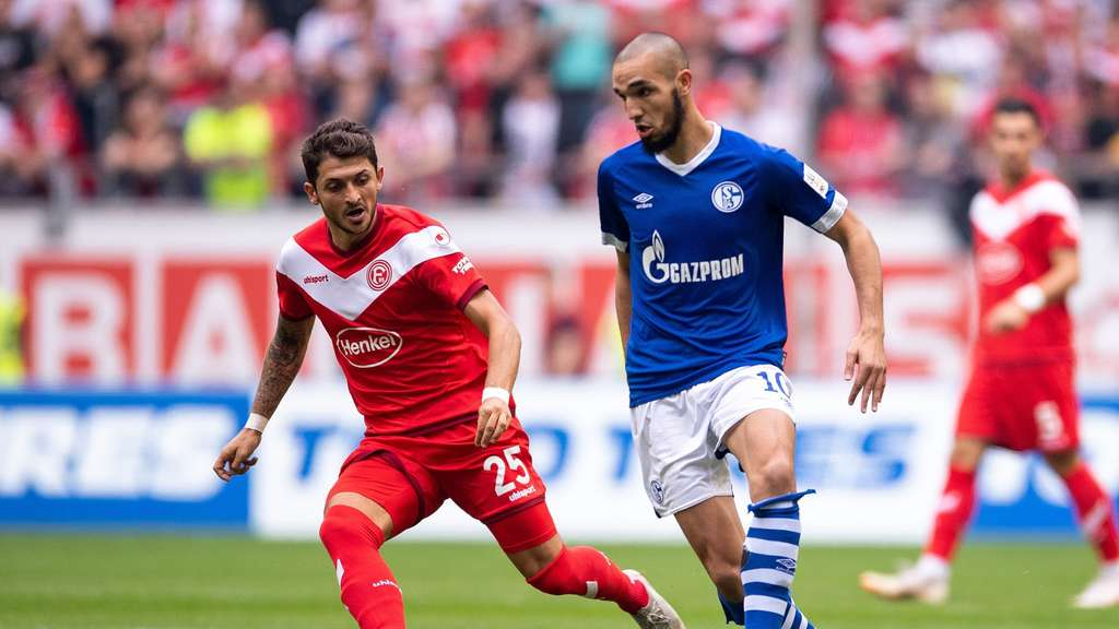 Dfb Pokal Achtelfinale So Sehen Sie Fc Schalke 04 Fortuna