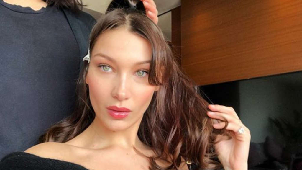 Supermodel Bella Hadid.
