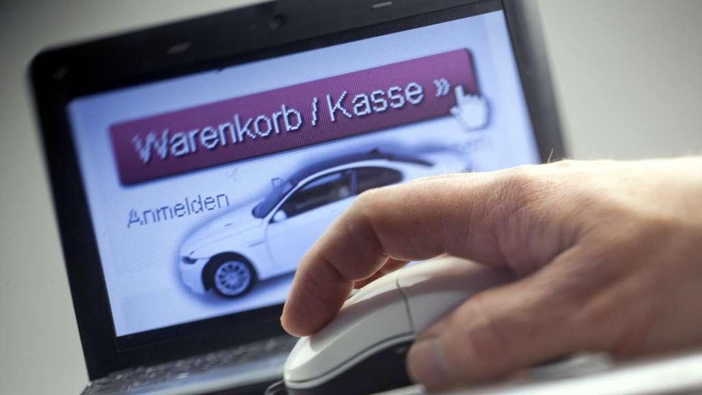 Auto Kaufen Und Verkaufen Im Internet Bei Ebay Und Anderen
