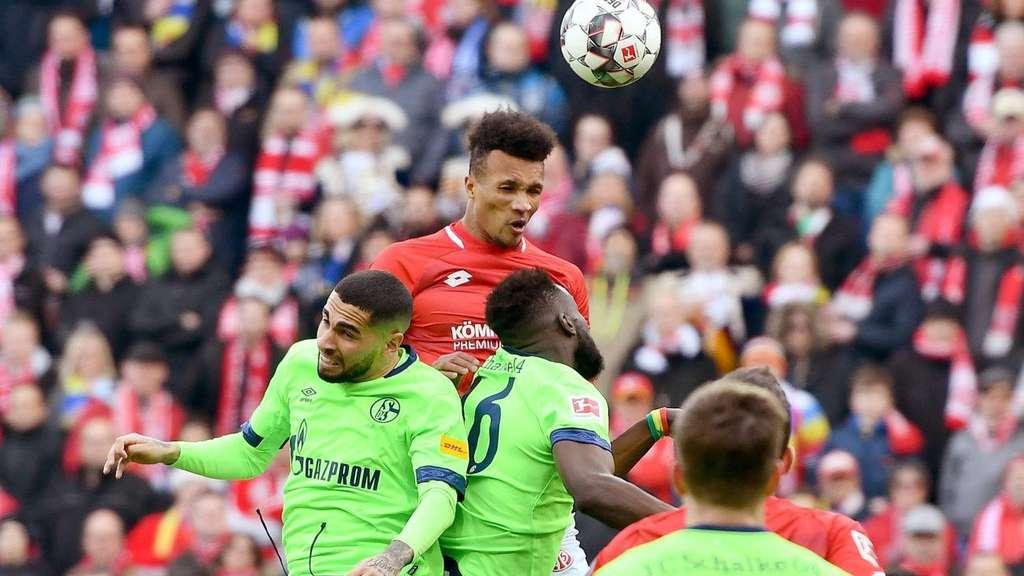 Fsv Mainz 05 Fc Schalke 04 Die Bundesliga Im Live Ticker Schalke 04