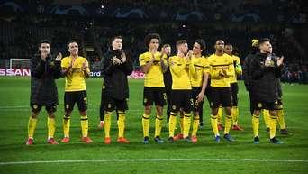 Trotz Niederlage In Der Champions League Gegen Tottenham Zum Trotz Fans Von Borussia Dortmund Setzen Ein Klares Zeichen Bvb 09