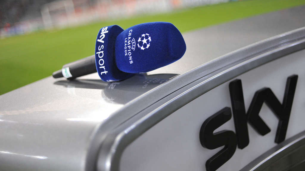 Sky Champions League FC Bayern Liverpool