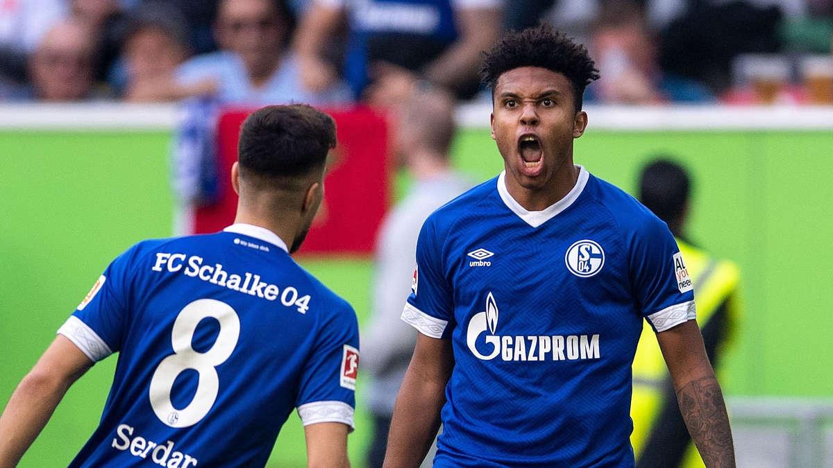 Schalke Startelf