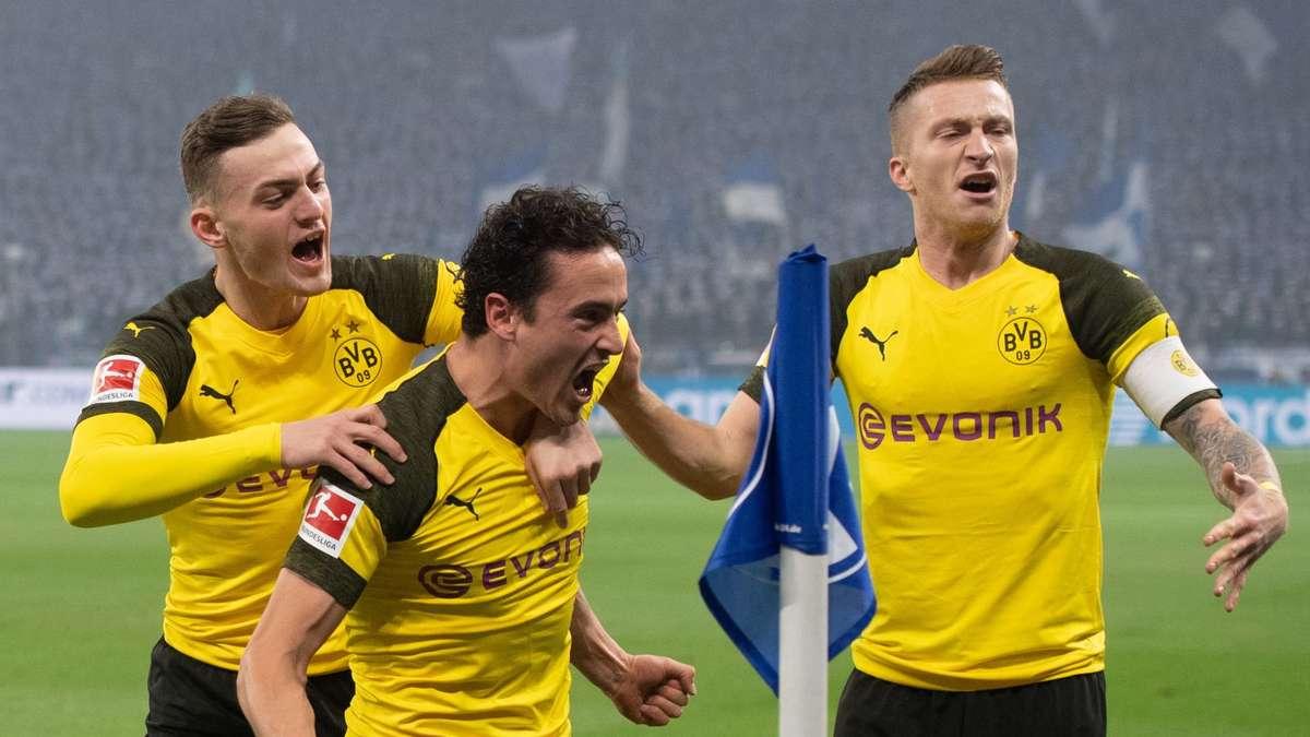 Bundesliga Bvb Spielplan
