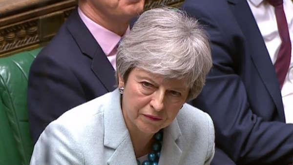 11279af107bd7 Brexit  May zieht erste Konsequenz - noch in dieser Woche könnte es neue  Abstimmungen geben