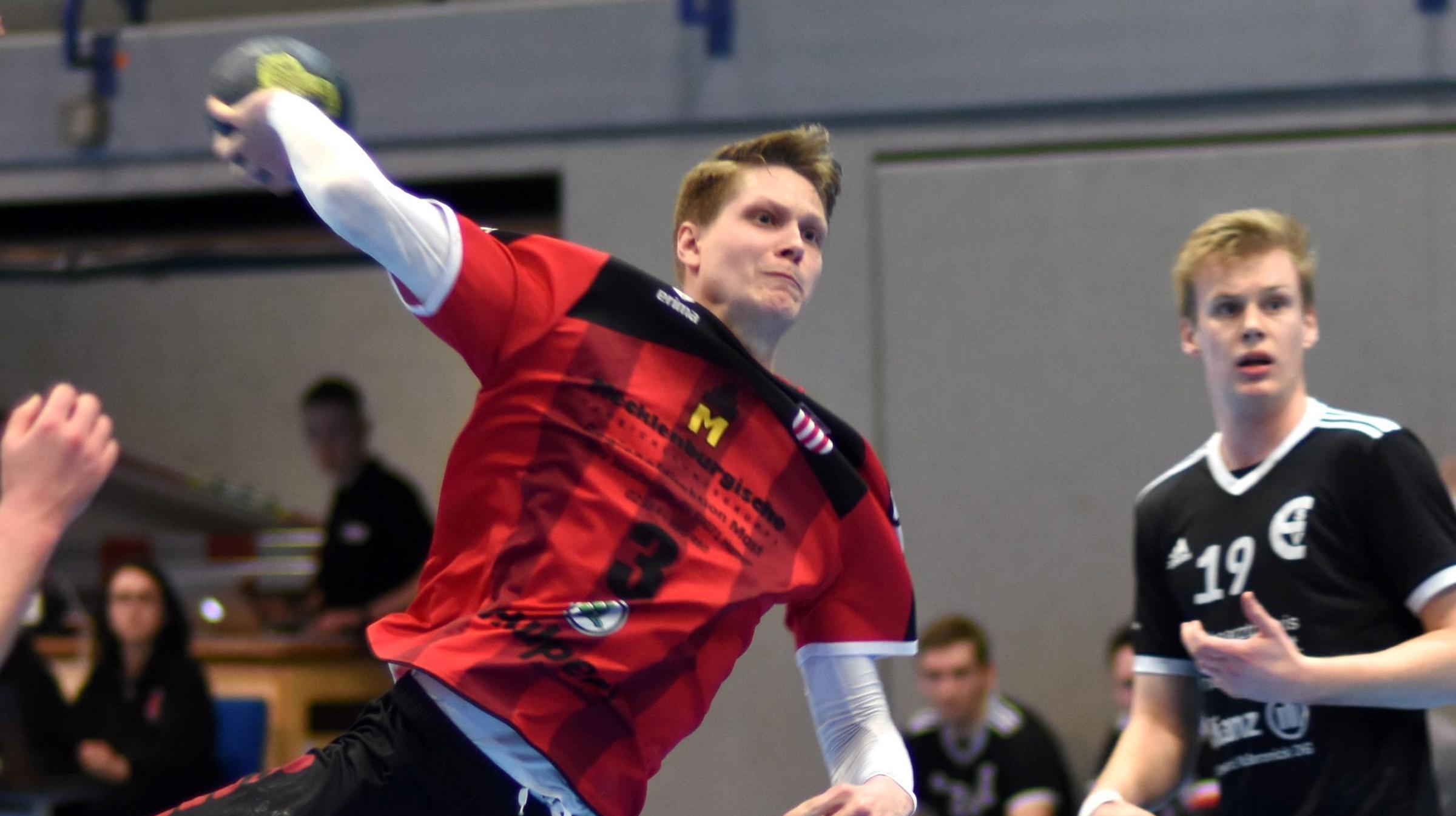 Mit neun Toren war Jonas Gerke einer der Schlüsselspieler beim Sieg des RSV gegen den Kreisrivalen aus Dolberg.© Boris Baur