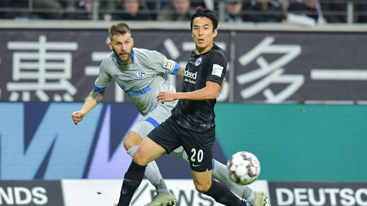 Schalke Frankfurt Live Stream