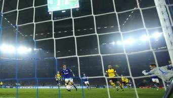 Revierderby 2019 Zwischen Borussia Dortmund Und Schalke 04