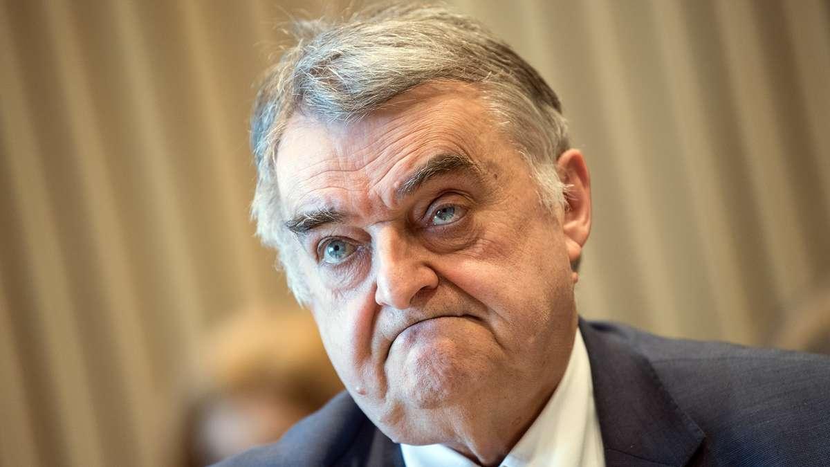 Reul Innenminister