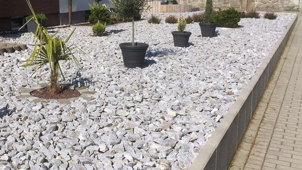 Steingärten Sind In Heessen Beliebt Viele Gärten Des Grauens