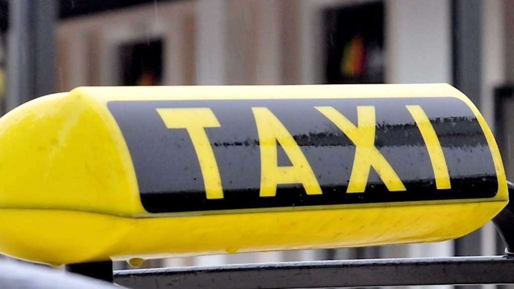 Taxischild Blinkt