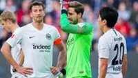 Eintracht unterliegt Leverkusen: Debakel vor Europa-League-Showdown