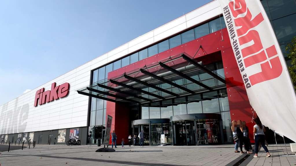 Neuer Name Möbelhaus Finke Heißt In Hamm Rhynern Ab August 2019