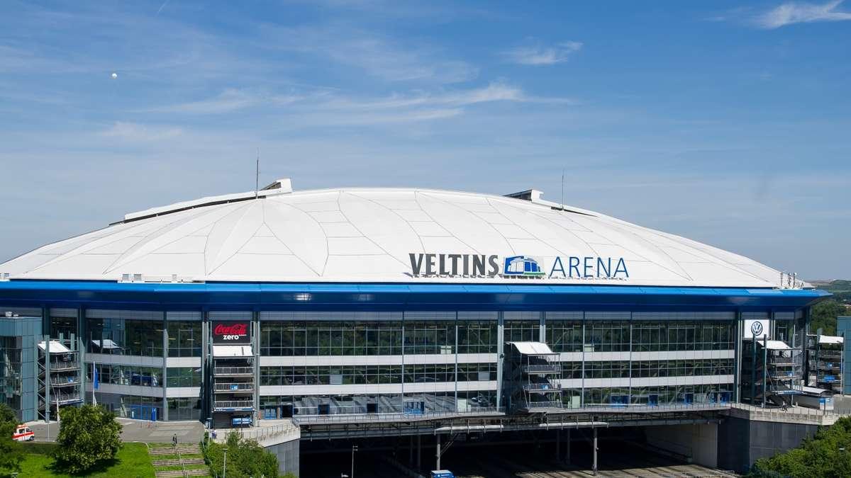 Arena Auf Schalke Parken