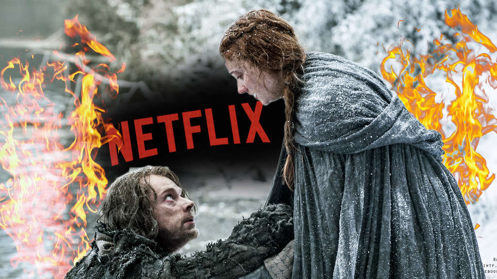 """Game of Thrones""-HAMMER! Netflix mit unerwartete GoT-Ankündigung!"