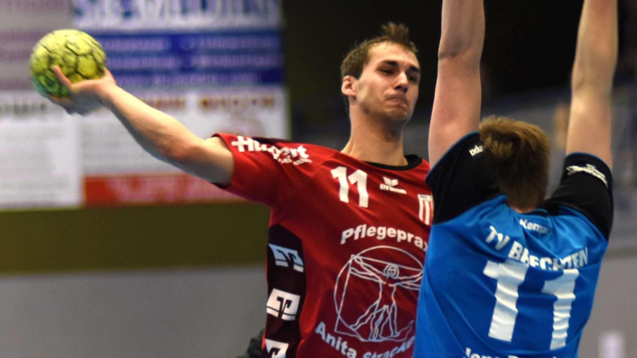 Lukas Florian und der RSV beginnen die Saison mit einem Heimspiel gegen den TV Brechten.© Boris Baur