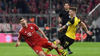 Supercup 2019 Borussia Dortmund Fc Bayern Munchen Heute