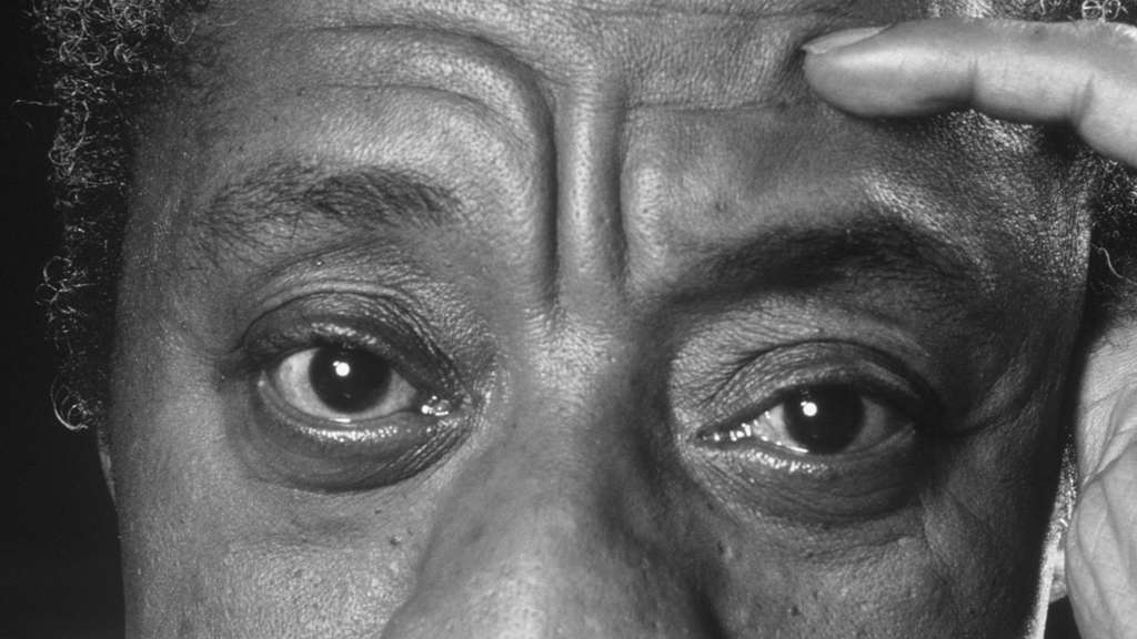 James Baldwin, US-Autor. Foto: dpa
