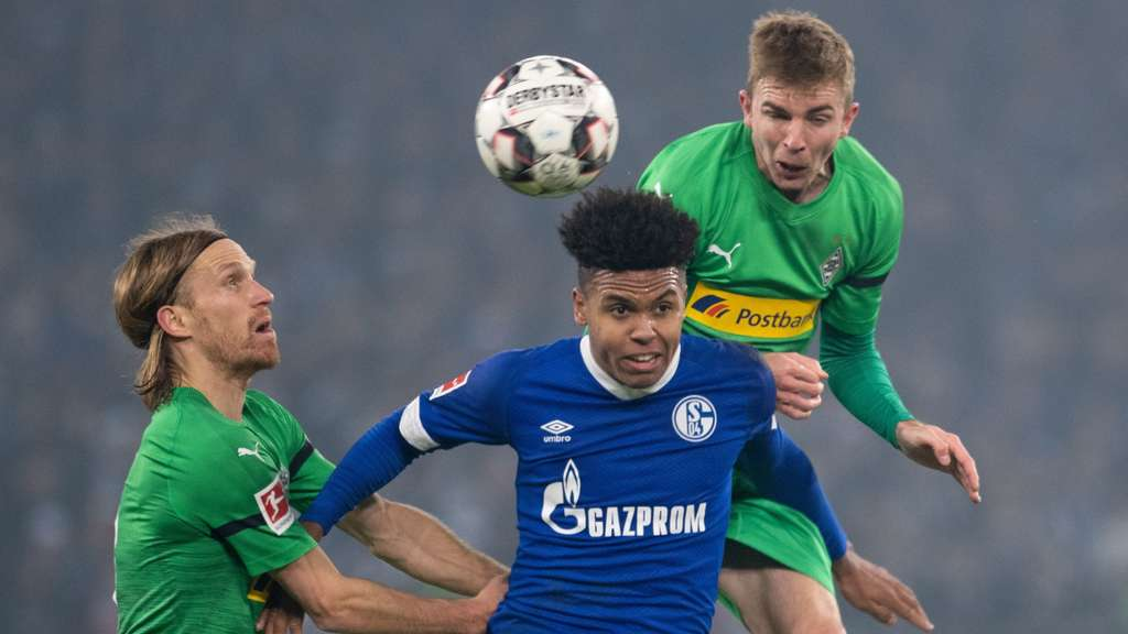 Schalke Mönchengladbach Heute