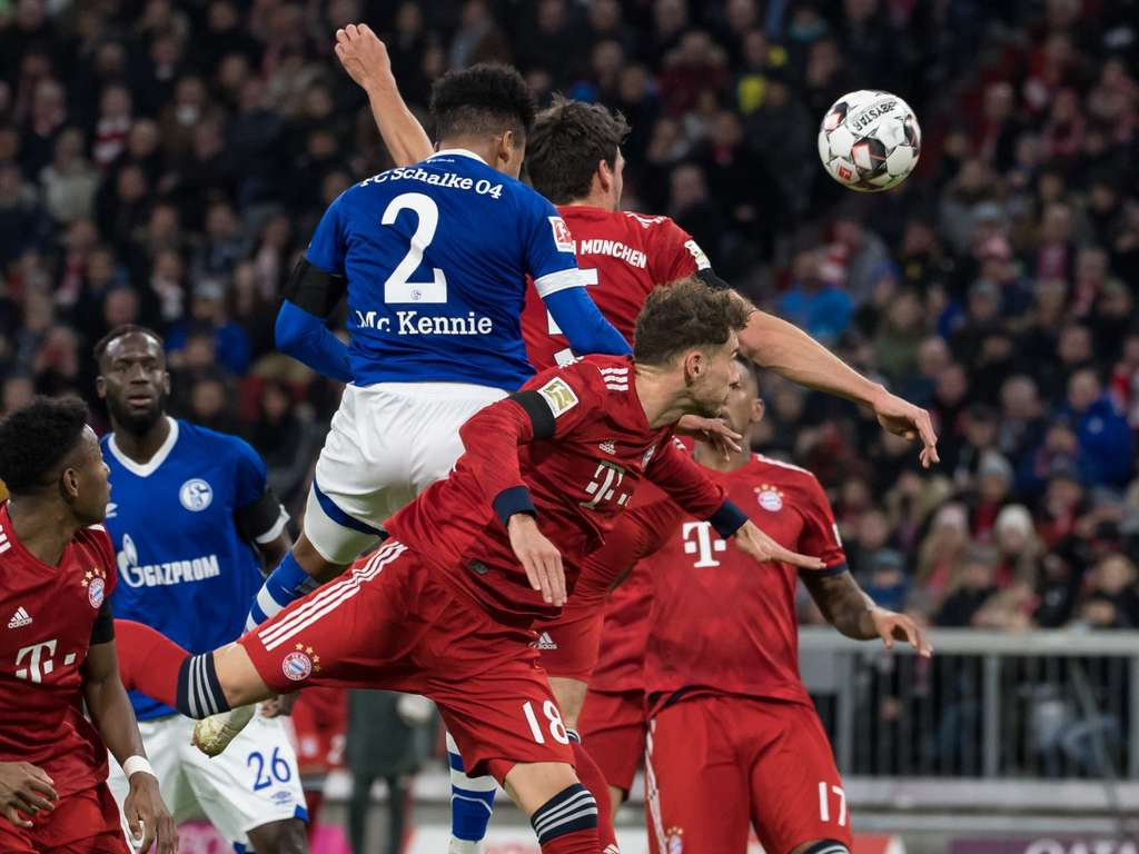 Fc Schalke 04 Fc Bayern Munchen Heute Live Im Tv Live